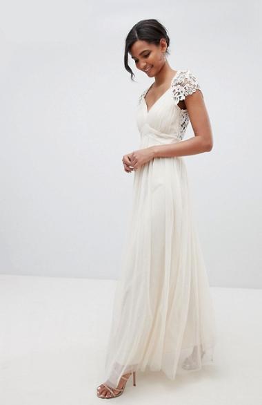 5 pasos para ahorrar en el vestido de novia